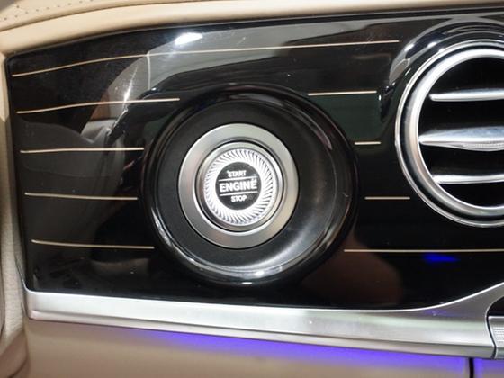 2018 Mercedes-Benz S-Class Maybach S650