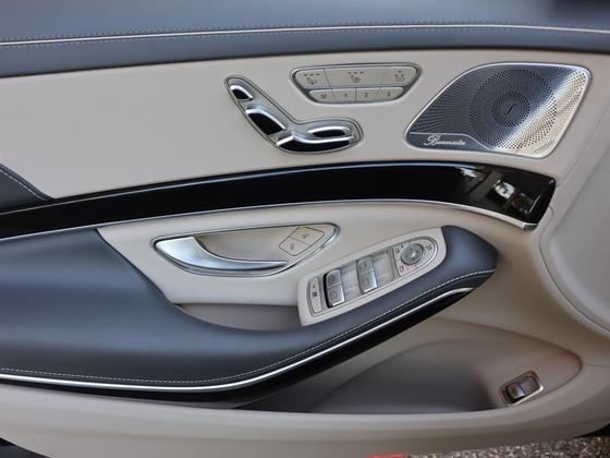 2019 Mercedes-Benz S-Class Maybach S650