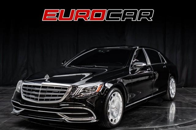 2018 Mercedes-Benz S-Class Maybach S650:24 car images available