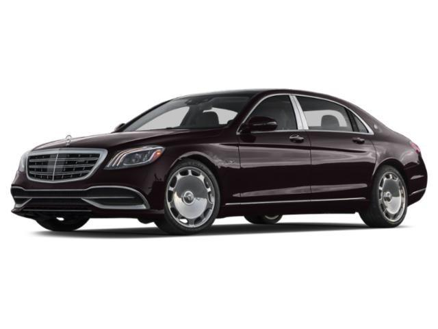 2019 Mercedes-Benz S-Class Maybach S650 : Car has generic photo