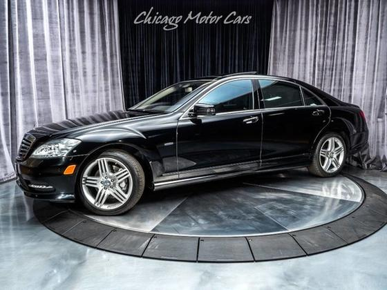2012 Mercedes-Benz S-Class S350 BlueTEC:24 car images available