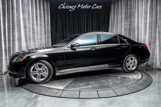 2019 Mercedes-Benz S-Class S450 4Matic:24 car images available