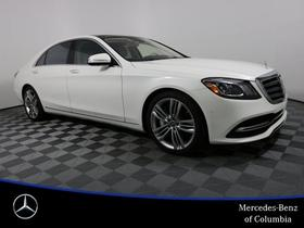 2018 Mercedes-Benz S-Class S450:18 car images available