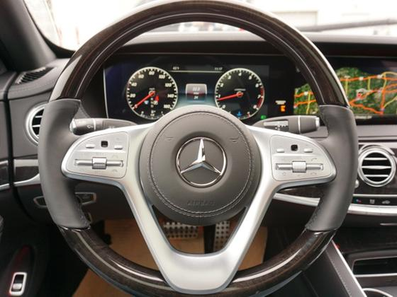 2020 Mercedes-Benz S-Class S450