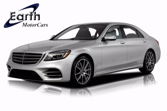 2018 Mercedes-Benz S-Class S450:24 car images available