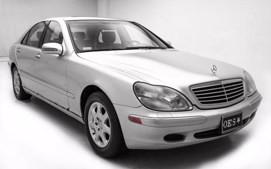 2002 Mercedes-Benz S-Class S500:24 car images available