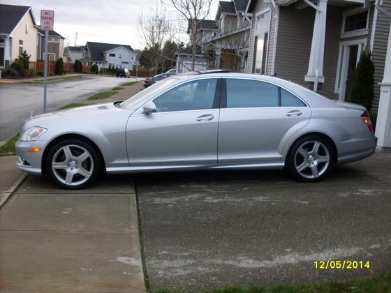 2008 Mercedes-Benz S-Class S550 4Matic:6 car images available