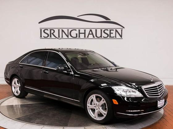 2011 Mercedes-Benz S-Class S550 4Matic:19 car images available