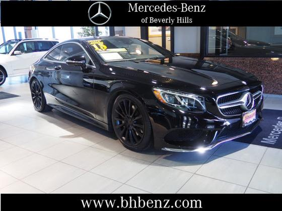 2015 Mercedes-Benz S-Class S550 4Matic:18 car images available