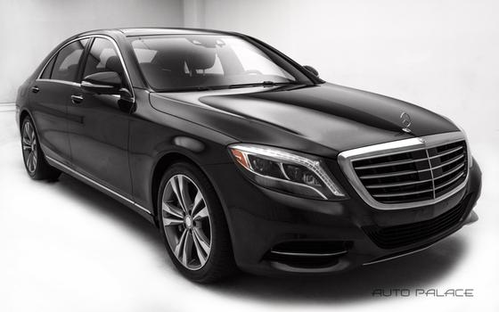 2015 Mercedes-Benz S-Class S550 4Matic:24 car images available