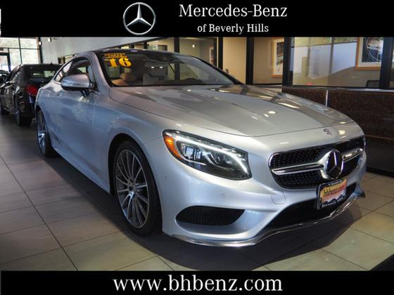 2016 Mercedes-Benz S-Class S550 4Matic:17 car images available