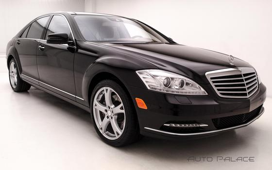 2013 Mercedes-Benz S-Class S550 4Matic:24 car images available