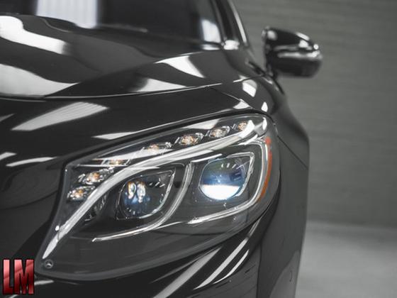 2015 Mercedes-Benz S-Class S550 4Matic