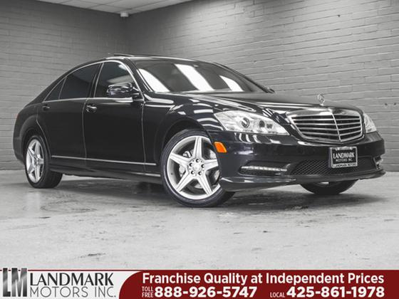 2010 Mercedes-Benz S-Class S550 4Matic:24 car images available