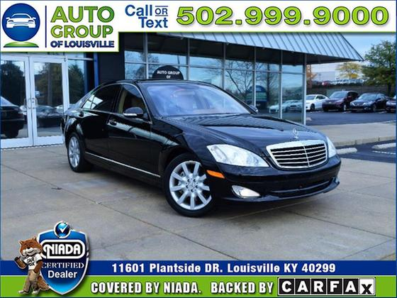 2007 Mercedes-Benz S-Class S550 4Matic:24 car images available