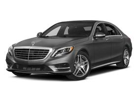 2017 Mercedes-Benz S-Class S550 4Matic : Car has generic photo