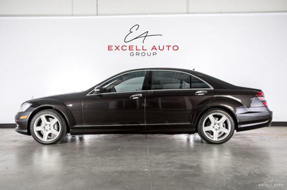 2008 Mercedes-Benz S-Class S550 4Matic:24 car images available