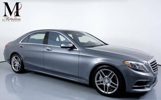 2017 Mercedes-Benz S-Class S550 4Matic:24 car images available