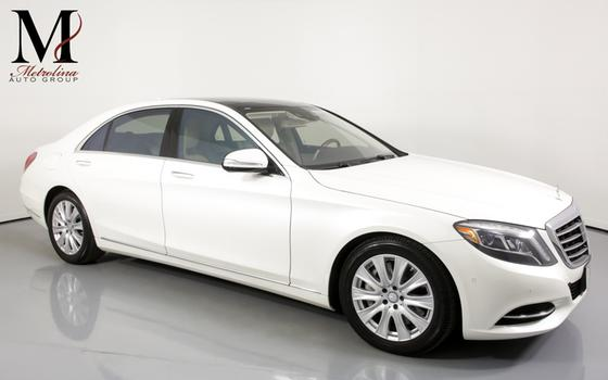 2014 Mercedes-Benz S-Class S550 4Matic:24 car images available