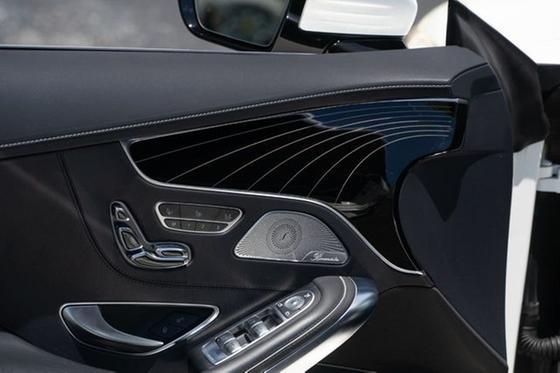 2017 Mercedes-Benz S-Class S550 4Matic