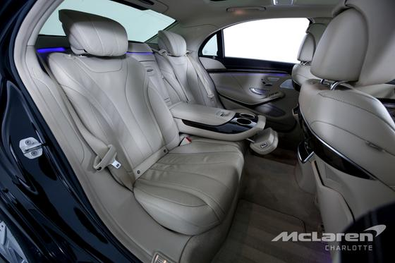 2014 Mercedes-Benz S-Class S550 4Matic
