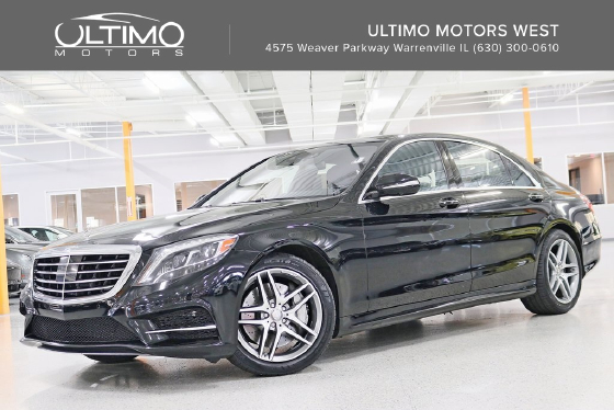 2015 Mercedes-Benz S-Class S550 4Matic:6 car images available