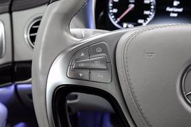 2016 Mercedes-Benz S-Class S550 4Matic