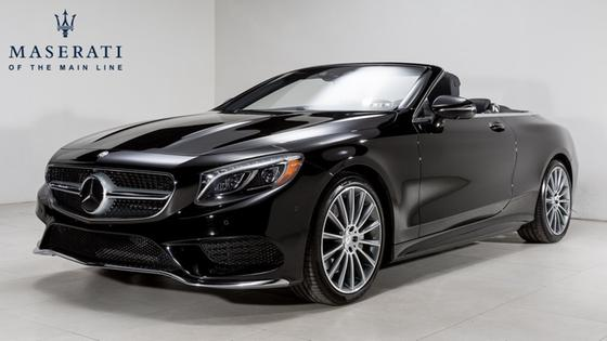 2017 Mercedes-Benz S-Class S550 Cabriolet:23 car images available