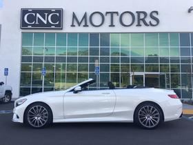 2017 Mercedes-Benz S-Class S550 Cabriolet:8 car images available