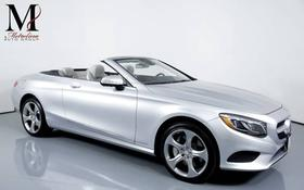 2017 Mercedes-Benz S-Class S550 Cabriolet:24 car images available