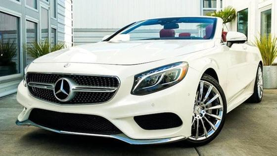 2017 Mercedes-Benz S-Class S550 Cabriolet:3 car images available