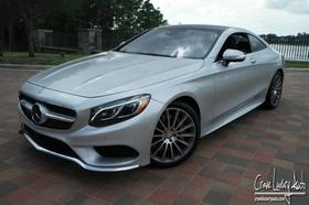 2016 Mercedes-Benz S-Class S550 Sport:24 car images available