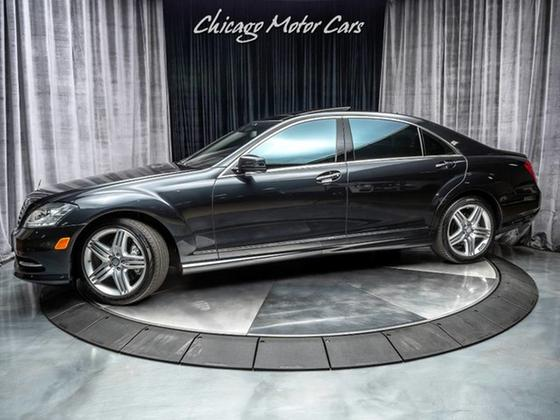 2013 Mercedes-Benz S-Class S550 Sport:24 car images available