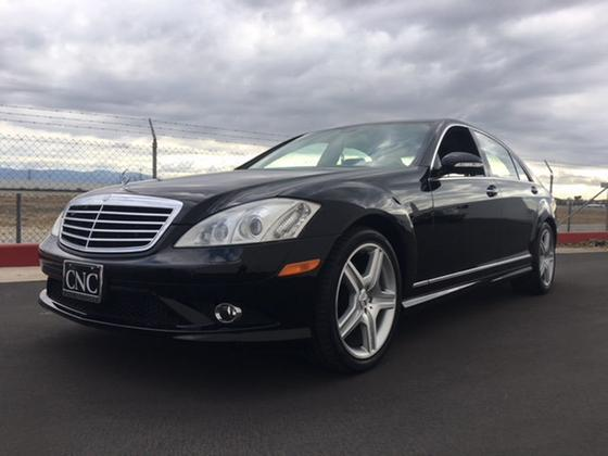 2009 Mercedes-Benz S-Class S550:24 car images available