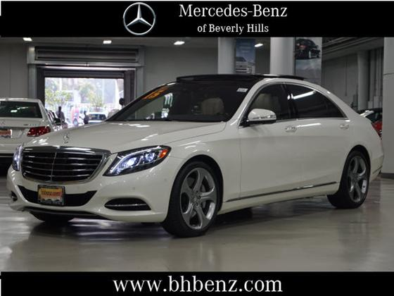 2015 Mercedes-Benz S-Class S550:23 car images available