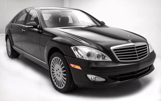 2007 Mercedes-Benz S-Class S550:24 car images available