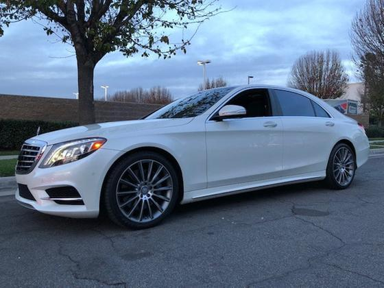 2015 Mercedes-Benz S-Class S550:21 car images available