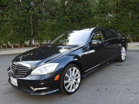 2013 Mercedes-Benz S-Class S550:24 car images available