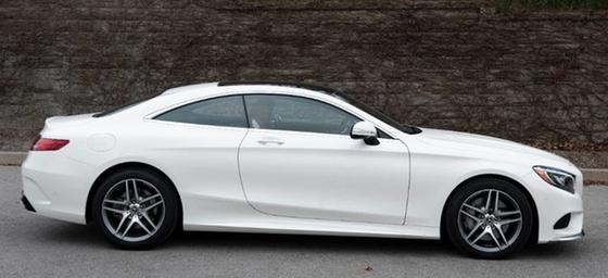 2017 Mercedes-Benz S-Class S550:24 car images available