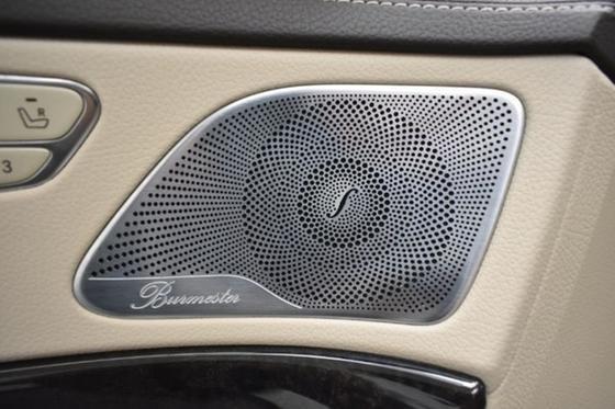 2015 Mercedes-Benz S-Class S550