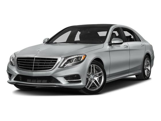 2016 Mercedes-Benz S-Class S550 : Car has generic photo