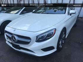 2016 Mercedes-Benz S-Class S550:8 car images available