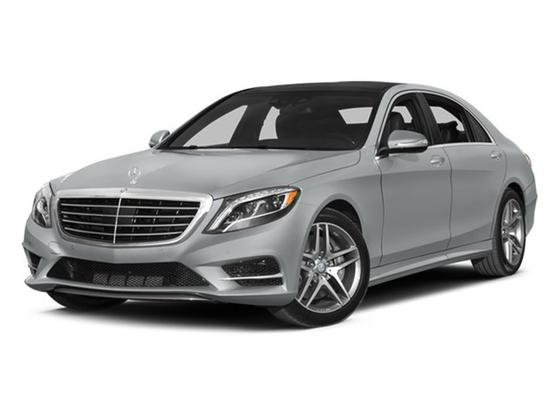 2014 Mercedes-Benz S-Class S550 : Car has generic photo