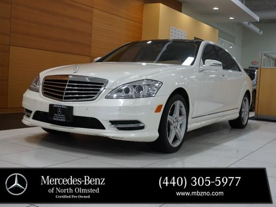 2011 Mercedes-Benz S-Class S550:24 car images available