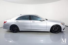2014 Mercedes-Benz S-Class S550