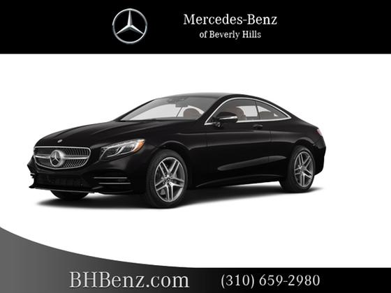 2020 Mercedes-Benz S-Class S560 4Matic : Car has generic photo