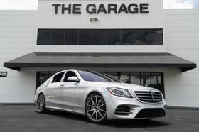 2018 Mercedes-Benz S-Class S560 4Matic:24 car images available