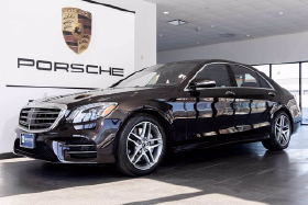 2019 Mercedes-Benz S-Class S560 4Matic:3 car images available