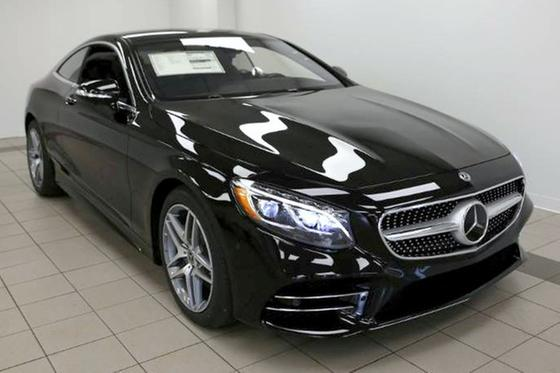 2019 Mercedes-Benz S-Class S560:15 car images available