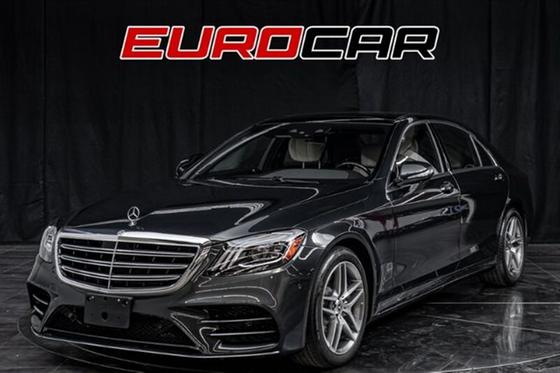 2018 Mercedes-Benz S-Class S560:24 car images available